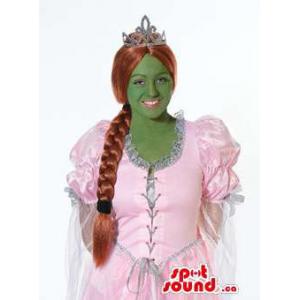 Fiona Ogre Princess Shrek...