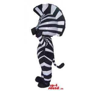 Madagascar Marty Zebra...