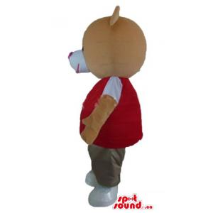 Good Boy Character Teddy...