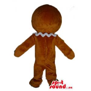 Ms Gingerbread cartoon...