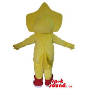 Cute yellow BJ Barney...