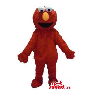 Sesame Street Elmo red...
