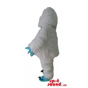 Marshmallow Yeti white...