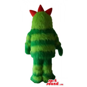 Wally the green monster...