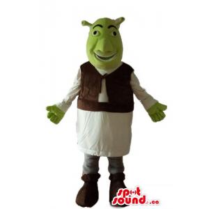 Lovely Shrek cartoon...