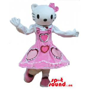 Hello Kitty in pink daily...
