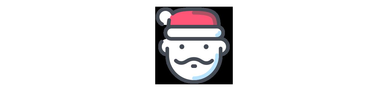 Mascots - SPOTSOUND CANADA -  Christmas mascots