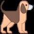 Dog mascots