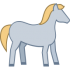 Mascots horse