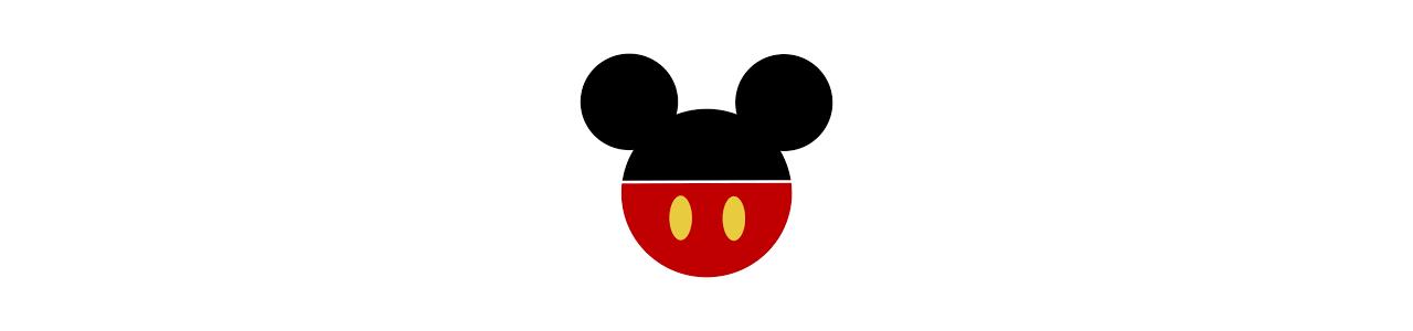 Mascots - SPOTSOUND CANADA -  Mickey Mouse mascots