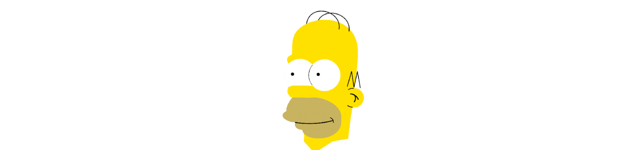 Mascots - SPOTSOUND CANADA -  Mascots the Simpsons