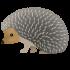 Mascots Hedgehog