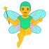 Mascots fairy