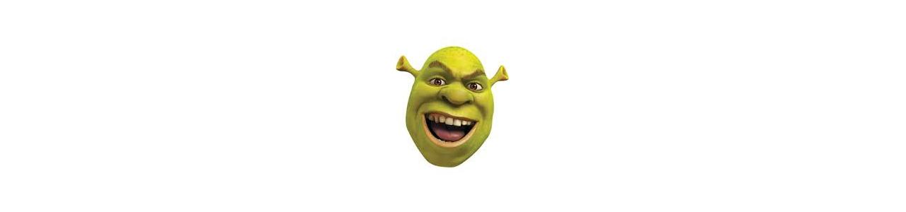 Mascots - SPOTSOUND CANADA -  Mascots Shrek