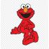 Mascots 1 Elmo sesame Street