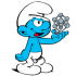 Mascots the Smurf