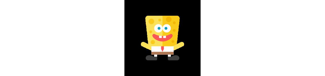 Mascots - SPOTSOUND CANADA -  Mascots Sponge Bob