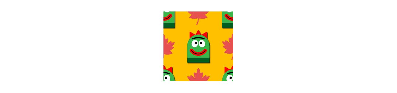 Mascots - SPOTSOUND CANADA -  Mascots Yo Gabba