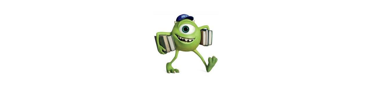 Mascots - SPOTSOUND CANADA -  Mascots Monster &
