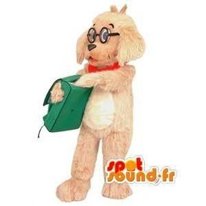 Mascotte du jour chez SPOTSOUND: Mascotte de chien beige, poilu, à lunettes - Déguisement de chien . Découvrez les mascottes @spotsound_mascots #mascotte #mascottes #marketing #costume #spotsound #personalisé #streetmarketing #guerillamarketing #publicité . Lien: https://www.spotsound.fr/fr/2940-mascotte-de-chien-beige-poilu-à-lunettes-déguisement-de-chien.html